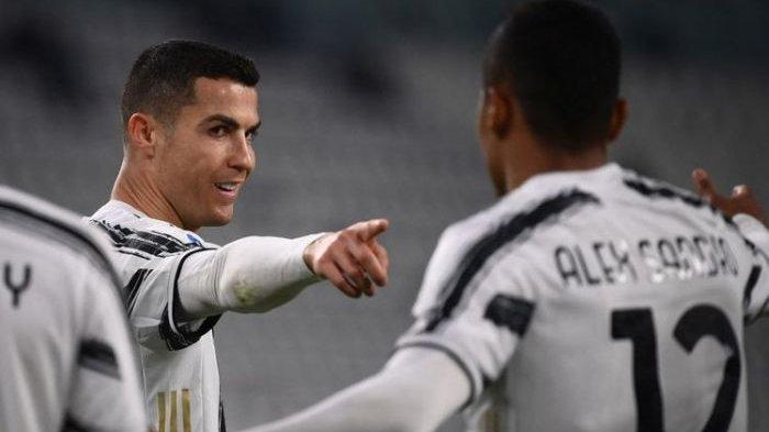 Ronaldo Dekati Capaian Ibra