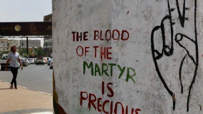 Terbukti Membunuh Demonstran pada 2019, Pengadilan Sudan Hukum Mati Seorang Perwira