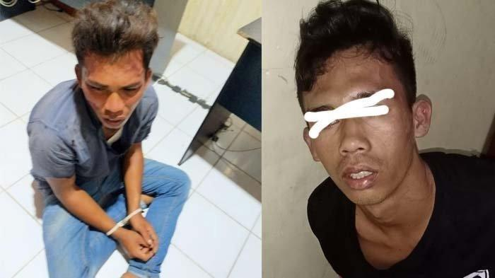 Dua Penikam di Pidie Jaya Gunakan Pisau ala Ninja, Dua Korban Bersimbah Darah
