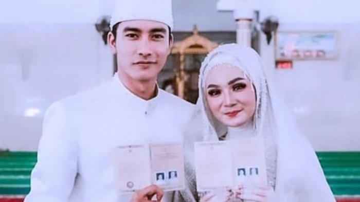 SAH! Aktor Evan Marvino Jadi Suami Gadis Pidie Uffri Datun Nitami, Serahkan Mahar 15 Mayam Emas