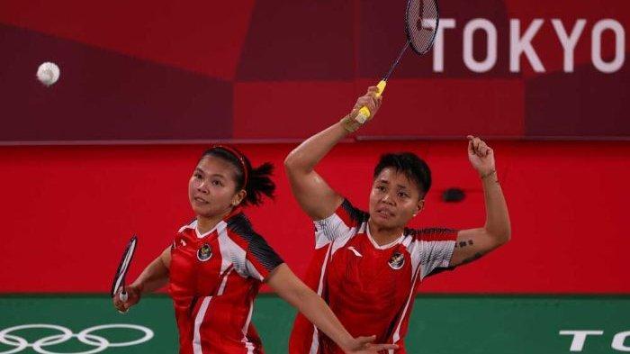 Badminton Olimpiade Tokyo, Misi Balas Dendam Greysia/ Apriyani Sukses