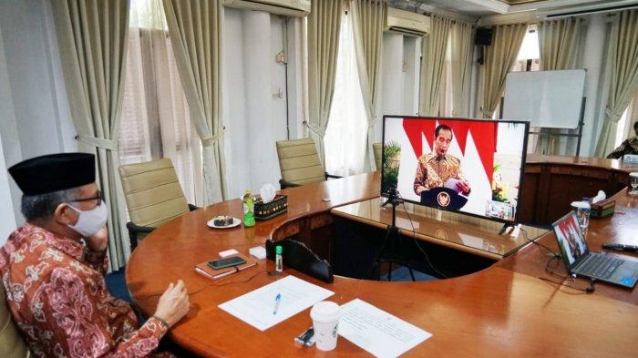 Gubernur Aceh Ikut Rakornas dengan Presiden Jokowi Terkait Karhutla