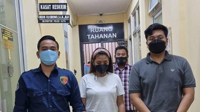 Usai Berantam dengan Suami, Ibu Muda Aniaya Bayinya,Ditangkap Saat Bersama Pria Lain