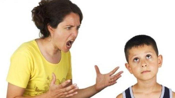 Apa Efeknya Jika Anak Sering Dimarahi?