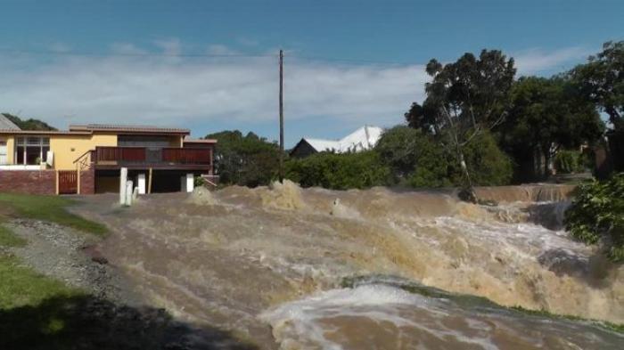 11 Desa dan Kelurahan Dilanda Banjir di Kabupaten Asahan