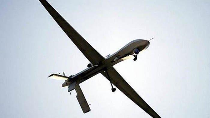 Drone Bersenjata Serang Bandara di Irak