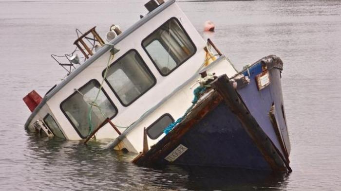 Kapal Penangkap Cumi-cumi Terbakar, 2 Tewas dan 25 Hilang