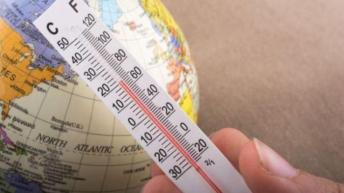 Bumi Terjebak Panas pada Tingkat Mengkhawatirkan