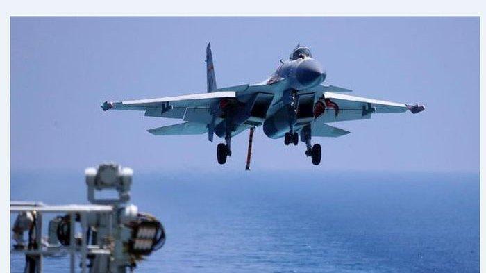 Cina Miliki Pesawat Tempur Raksasa