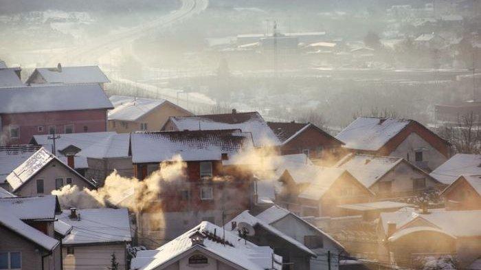 Polusi Udara Perburuk Kondisi Pasien Covid-19