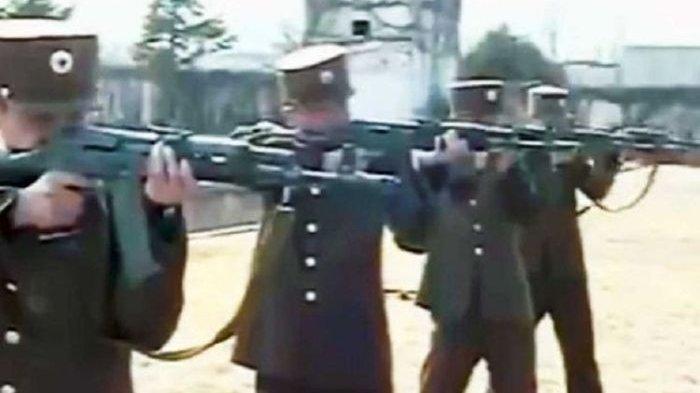Gunakan Panggilan Internasional, 10 Warga Korut Ditembak Mati