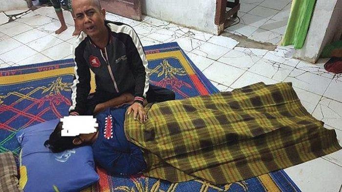 IRT di Alue Dua Langsa Meninggal Tergantung, Kecewa Tak Punya Duit Jenguk Cucu Sakit