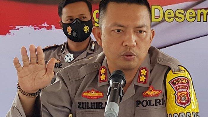 Pemilihan Perangkat Gampong Ricuh, Polisi Tangkap 6 Warga