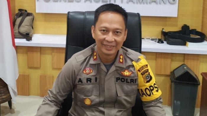 Polres Masih Kejar Enam Tahanan yang Kabur di Aceh Tamiang