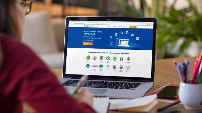 Pembelajaran Daring Masih Berlangsung, Platform Edutech Dukung Guru dan Siswa Gencar Belajar Online