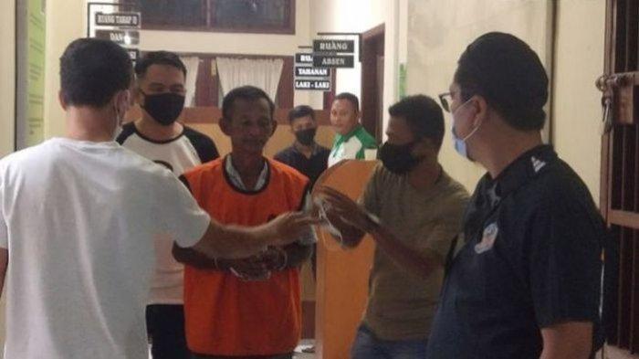 Buronan Kasus Cabul Ditangkap di Warkop, Berupaya Lari, Tapi Dicegat