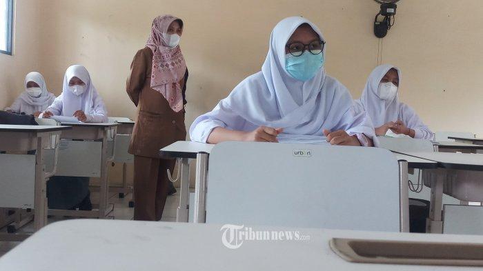 Sekolah Tatap Muka, Pelajar Tak Perlu Syarat Vaksin, yang Wajib Vaksin Guru dan Tenaga Pendidik