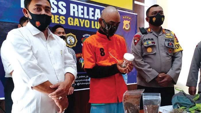 Racik 'Kopi Dangdut', Guide Asal Kepri Ditangkap
