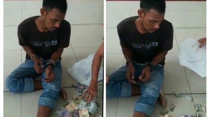 Purnawirawan TNI Bekuk Pembobol Celengan Masjid, Pelaku Putuskan Kabel CCTV