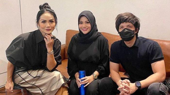 Krisdayanti Respons Cepat Ngidam Aurel Hermansyah