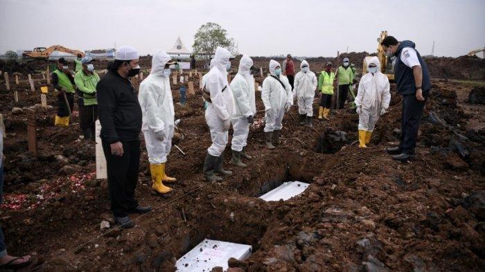 Termurah, Harga Makam Korban Covid-19 Muslim Rp. 48,5 Juta Per Kavling di Azhar Memorial