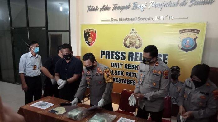 Kurir Narkoba Jaringan Aceh-Medan Tewas Ditembak Polisi, 2 Kg Sabu Disita, Begini Kronologisnya