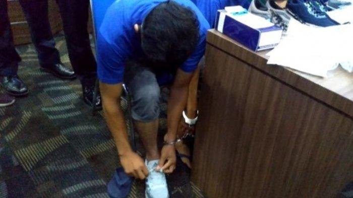 Kurir Narkoba dari Aceh Gagal Bawa Sabu ke Solo, Ketahuan Disimpan di Sepatu