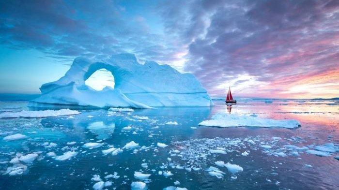 Lapisan Es di Kutub Utara Terus Mencair, Apa Dampaknya?