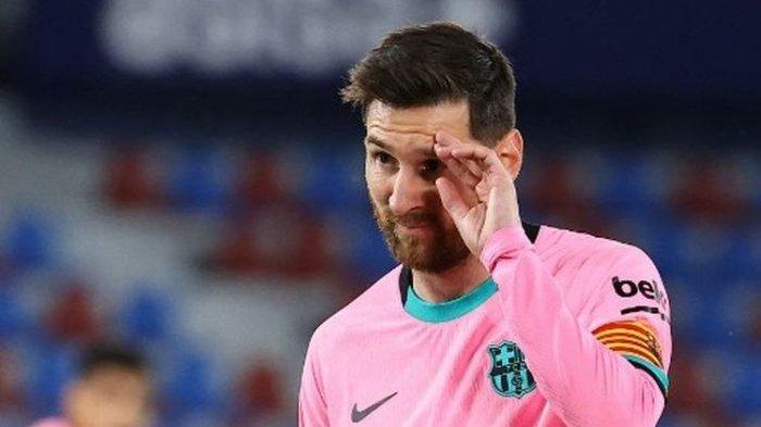 Kontrak 7.478 Hari Lionel Messi Berakhir, Apa Konsekuensinya?