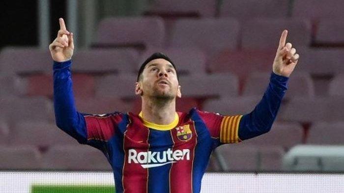 Lionel Messi, Sosok Inspirator Bagi Bocah-Bocah Argentina