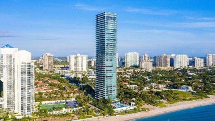 Lionel Messi Beli Satu Lantai Apartemen Mewah di Florida