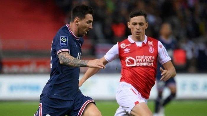 Debut Apik Messi Bersama PSG Pecahkan Rekor Tayang Ligue 1
