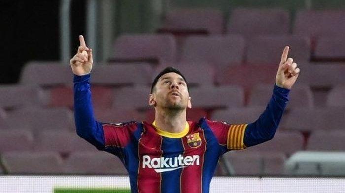 Kalahkan Ronaldo, Messi Pemain Terbaik Satu Dekade