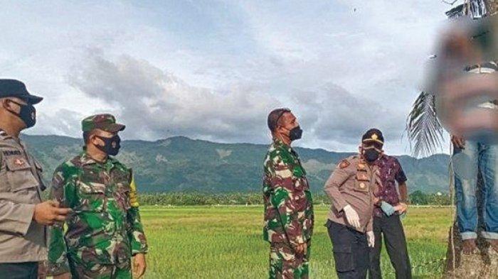 Warga Aceh Besar Ditemukan Tewas Tergantung di Pohon, Pihak Keluarga Tak Izinkan Diautopsi