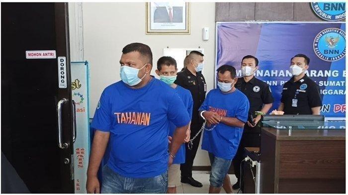 Pamit pada Istri untuk Merantau, Ternyata Antar Sabu ke Palembang, Kisah Mantan Anggota DPRK Pijay