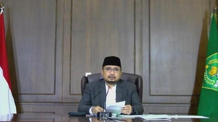 Menteri Agama Himbau Masyarakat Untuk Tidak Mudik Idul Adha 2021