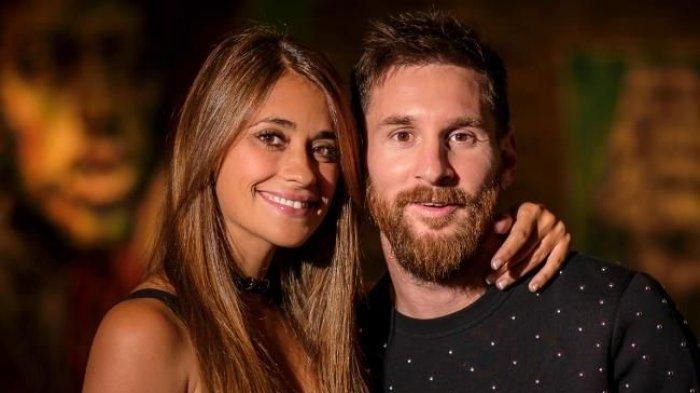 Masalah Kontrak di Barcelona Belum Usai, Messi Lupa Karena Bucin dengan Istri