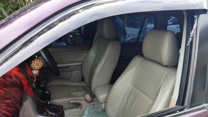 Pencuri Pecahkan Kaca Mobil, Rp 138 Juta Uang Pasutri Raib, Tas Ditemukan Sudah Kosong