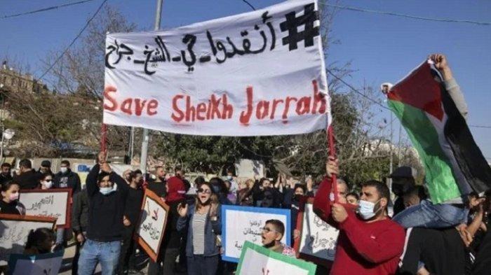 Koalisi Arab Tolak UU Larangan Penyatuan Keluarga Arab-Israel 2003