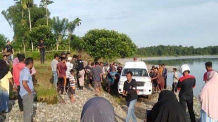 Remaja Seunagan Ditemukan Meninggal, Lima Km dari Lokasi Tenggelam