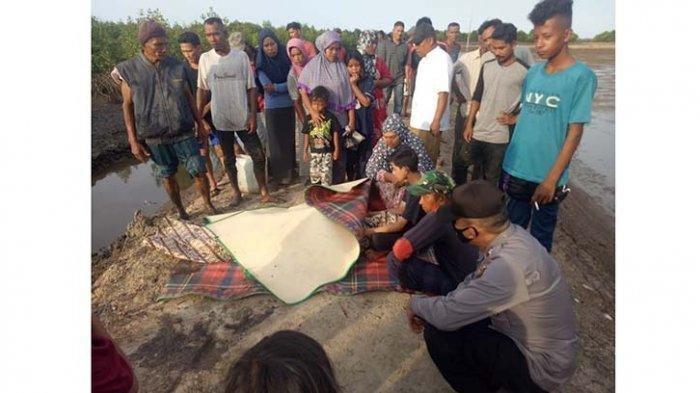 Nelayan Birem Rayeun Aceh Timur yang Ditemukan Meninggal dalam Sampannya Ternyata Ada Riwayat Sakit