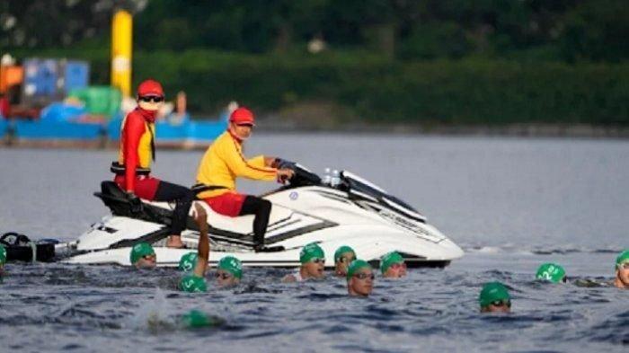 Speedboat Tabrak Perenang, Lomba Triathlon Olimpiade Diulang Lagi