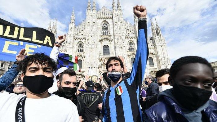 Inter Milan Jawara Liga, Ronaldo Menuju 100 Gol