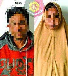 Pasangan Paruh Baya Mesum di Toilet Kantor Desa, Digerek Pemuda Saat Hendak 'Memadu Cinta'