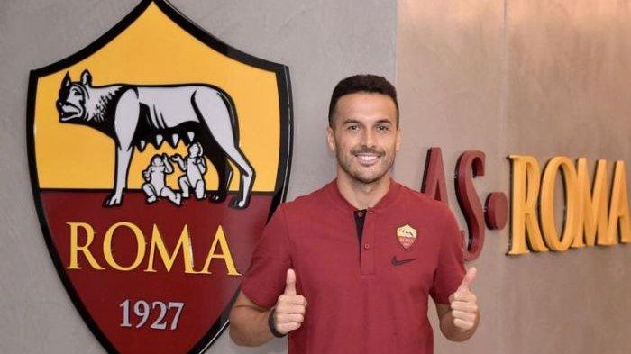 Pedro Membelot dari AS Roma ke Lazio