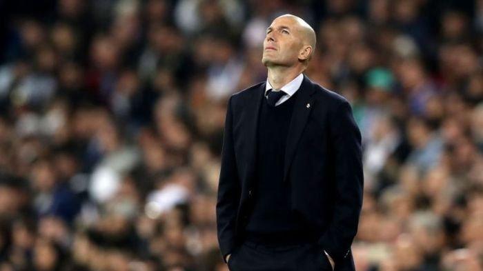 Saat Zidane Geram Campur Khawatir