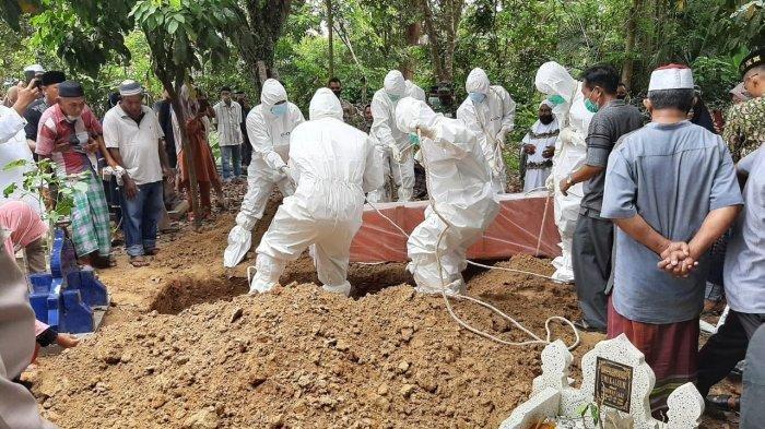 Bertambah Satu Kematian Covid-19 di Aceh Barat, Kini Tercatat 27 Orang Meninggal Dunia