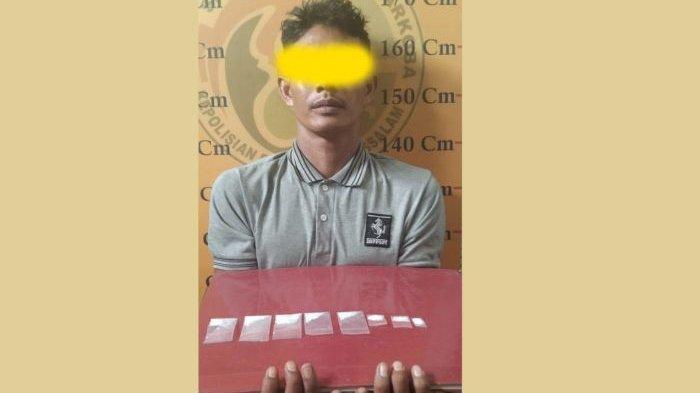 Miliki Sabu, Pria Asal Sumut Ditangkap di Subulussalam