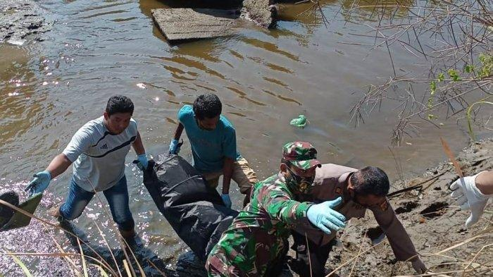 Santri Ditemukan Jadi Mayat di Krueng Tambon Tunong