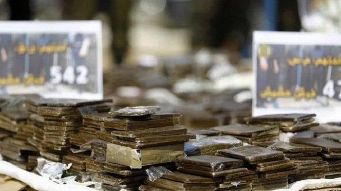 Lebanon Menggagalkan penyeludupan Ganja ke Mesir Sebesar 4 Ton